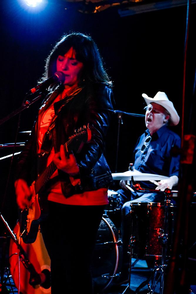 Penny Ikinger & Billy Pommer Jnr.